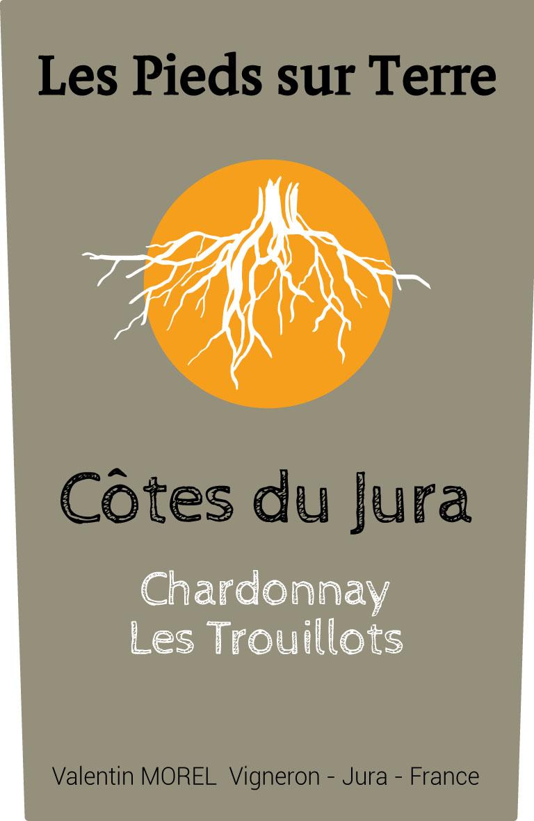 CHARDONNAY LES TROUILLOTS