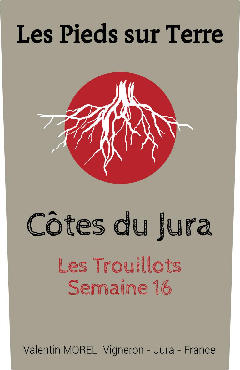 LES TROUILLOTS SEMAINE 16