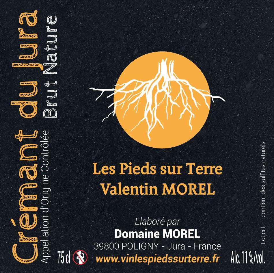 CRÉMANT BRUT NATURE V. MOREL(1)